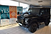 USED 2014 V LAND ROVER Defender 90 TD XS 2.2 TD XS STATION WAGON 122 BHP  !!! NO VAT !!!!