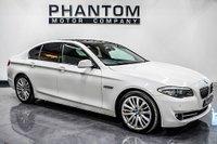 USED 2010 E BMW 5 SERIES 2.0 520D SE 4d 181 BHP