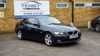2009 BMW 3 SERIES 2.0 320D SE 2d 175 BHP £3484.00
