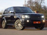 2006 LAND ROVER RANGE ROVER SPORT 4.4 V8 HSE 5d AUTO 295 BHP £6500.00