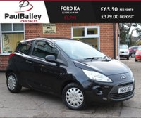 USED 2011 61 FORD KA 1.2 EDGE 3d 69 BHP LOW RATE FINANCE AVAILABLE!