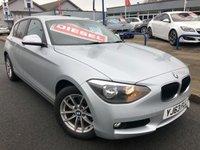 2013 BMW 1 SERIES 2.0 116D SE 5d 114 BHP £9477.00