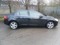 USED 2012 12 VOLVO S60 2.0 D3 SE LUX 4d AUTO 161 BHP