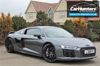 USED 2015 65 AUDI R8 5.2 V10 PLUS QUATTRO 2d AUTO 602 BHP LARINI EXHAUST B & O SPEAKERS
