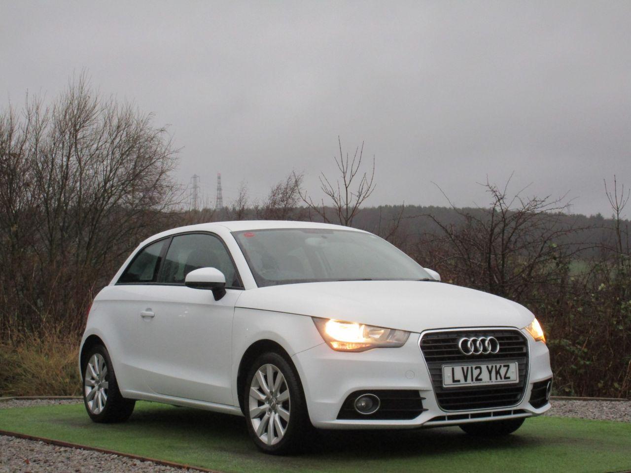 2012 Audi A1 Tfsi Sport £7,490