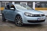 USED 2011 61 VOLKSWAGEN GOLF 1.6 S TDI BLUEMOTION 5d 103 BHP NO DEPOSIT FINANCE AVAILABLE