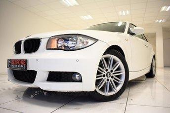 2010 BMW 1 SERIES 120I M SPORT AUTOMATIC £8495.00