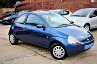 USED 2008 58 FORD KA 1.3 STYLE CLOTH 3d 69 BHP **** IDEAL FIRST CAR ****