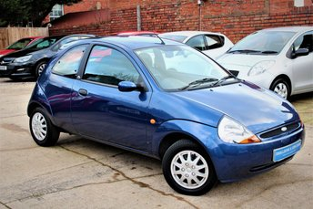 2008 FORD KA 1.3 STYLE CLOTH 3d 69 BHP £1795.00