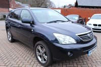 2006 LEXUS RX 3.3 400H SE CVT 5d AUTO 208 BHP £4995.00