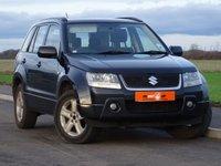 2006 SUZUKI GRAND VITARA 2.0 16V 5d 139 BHP £2995.00