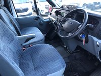 USED 2012 62 FORD TRANSIT 2.2 350 MWB HIGH ROOF 100 BHP [6] WORKSHOP