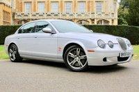 USED 2005 P JAGUAR S-TYPE 4.2 V8 R 4d 400 BHP