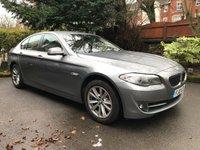 2010 BMW 5 SERIES 2.0 520D SE 4d 181 BHP £7880.00