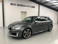 USED 2016 65 AUDI RS3 2.5 RS3 SPORTBACK QUATTRO NAV 5d AUTO 362 BHP Supersport Seats!! Mag Ride!!