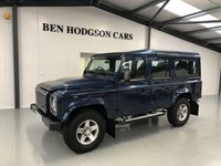 2013 LAND ROVER DEFENDER 2.2 TD XS STATION WAGON 1d 122 BHP £36995.00