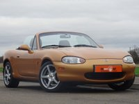 2000 MAZDA MX-5 JMZNB186200111136 £2950.00