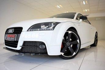 2014 AUDI TT 2.0 TDI QUATTRO BLACK EDITION 170 BHP £16995.00