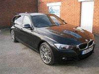 USED 2013 13 BMW 3 SERIES 2.0 320D XDRIVE M SPORT TOURING 5d 181 BHP