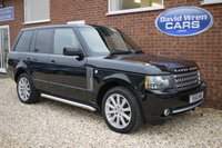 USED 2010 60 LAND ROVER RANGE ROVER 4.4 TDV8 VOGUE 5d AUTO 313 BHP