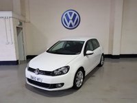 USED 2011 VOLKSWAGEN GOLF 2.0 GT TDI DSG 5d 138 BHP Service History/Rear Privacy Glass/Cruise Control