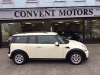 USED 2012 12 MINI CLUBMAN 1.6 COOPER 5d 122 BHP