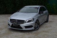 USED 2015 64 MERCEDES-BENZ A CLASS 2.1 A220 CDI BLUEEFFICIENCY AMG SPORT 5d AUTO 170 BHP