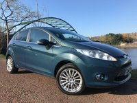 USED 2008 58 FORD FIESTA 1.6 TITANIUM TDCI 5d 89 BHP **PRICED FOR QUICK SALE**