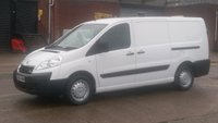 2012 PEUGEOT EXPERT 1.6 HDI 1200 L2H1 1d 90 BHP 1 OWNER F/S/H LOW MILES FREE 12 MONTHS WARRANTY COVER  £5190.00