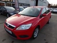 USED 2009 59 FORD FOCUS 1.6 STYLE TDCI 5d 109 BHP NEW MOT, SERVICE & WARRANTY