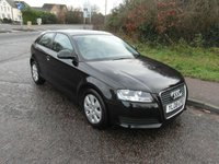 USED 2008 08 AUDI A3 1.6 MPI 3 door Petrol Full service history. 2 owners from new. Low mileage.