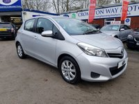 USED 2013 63 TOYOTA YARIS 1.4 D-4D TR 5d 89 BHP 0%  FINANCE AVAILABLE ON THIS CAR PLEASE CALL 01204 317705