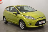 USED 2009 09 FORD FIESTA 1.2 ZETEC 3d 81 BHP NICE COLOUR + GOOD CONDITION + LOW TAX + LOW INSURANCE