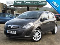 USED 2014 14 VAUXHALL CORSA 1.2 STING AC 5d 83 BHP Low Mileage Corsa