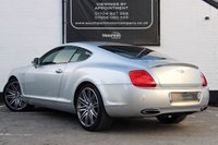 USED 2008 08 BENTLEY CONTINENTAL 6.0 GT SPEED 2d AUTO 603 BHP
