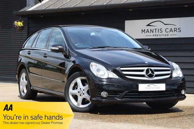 View our MERCEDES-BENZ R CLASS