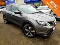 2015 NISSAN QASHQAI 1.2 N-TEC PLUS DIG-T XTRONIC 5d AUTO 113 BHP £14995.00