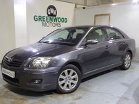 USED 2008 58 TOYOTA AVENSIS 1.8 VVT-i TR 5dr