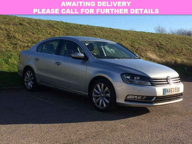 View our 2013 63 VOLKSWAGEN PASSAT 1.6 HIGHLINE TDI BLUEMOTION TECHNOLOGY 4d 104 BHP