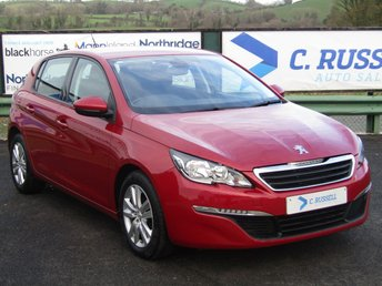 Used Peugeot Cars In Downpatrick From C Russell Auto Sales