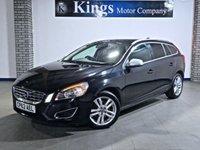 2012 VOLVO V60 1.6 D2 SE LUX 5dr £7990.00