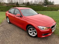 2012 BMW 3 SERIES 2.0 320D EFFICIENTDYNAMICS 4d AUTO 161 BHP Full BMW History  £9249.00
