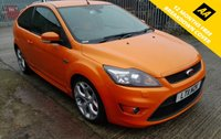 USED 2011 11 FORD FOCUS 2.5 ST-2 3d 223 BHP