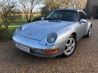 USED 1996 N PORSCHE 993 3.6 TARGA 2d 282 BHP