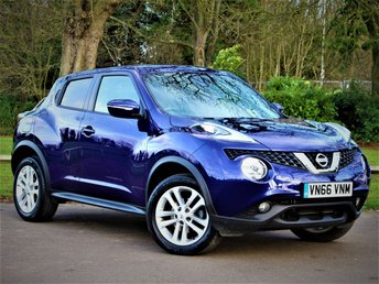 2016 NISSAN JUKE 1.5 N-CONNECTA DCI 5d 110 BHP £SOLD