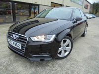 USED 2013 AUDI A3 1.6 TDI SPORT 3d 104 BHP Stunning Condition, FSH, Low Rate Finance Available, Part Exchange Welcomed