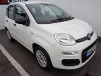 USED 2012 62 FIAT PANDA 1.2 POP 5d 69 BHP £83 A MONTH IDEAL STARTER OR TOWN CAR CHEAP TO RUN AND INSURE £ 30 ROAD TAX SUPPLIED WITH SERVICE MOT 05/12/2019