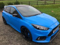 2018 FORD FOCUS 2.3 RS EDITION 5d 346 BHP £SOLD