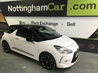 USED 2014 14 CITROEN DS3 1.6 DSTYLE PLUS 3d 120 BHP