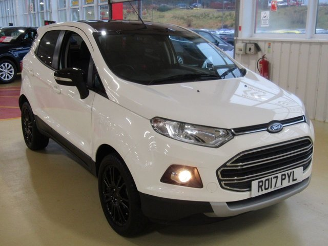 View our 2017 17 FORD ECOSPORT 1.0 TITANIUM S 5d 138 BHP